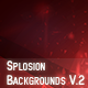 Splosion Backgrounds V.2 - GraphicRiver Item for Sale