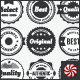Premium Vector Badge and Label Elements Collection - GraphicRiver Item for Sale