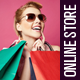 Marketing Banner ad - Metro Style - GraphicRiver Item for Sale