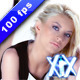 Blonde Woman - VideoHive Item for Sale