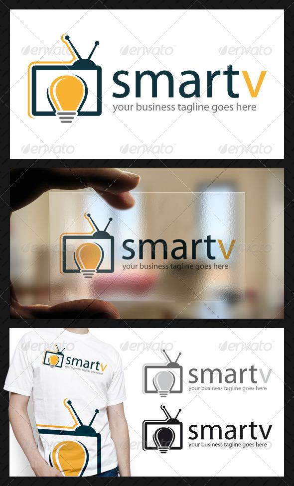 Tv Idea Media Logo Template - Objects Logo Templates