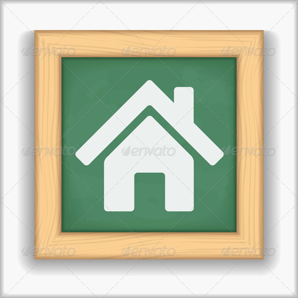 House Icon - Web Elements Vectors