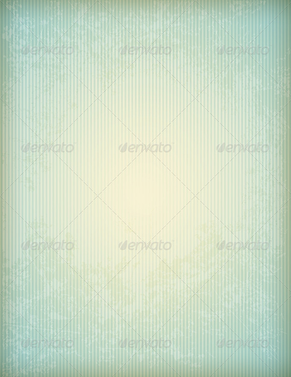 Old Paper Texture with Strips - Backgrounds Decorative