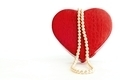 Heart and necklace - PhotoDune Item for Sale