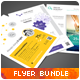 Multipurpose Corporate Flyers Bundle 3in1 vol. 3 - GraphicRiver Item for Sale