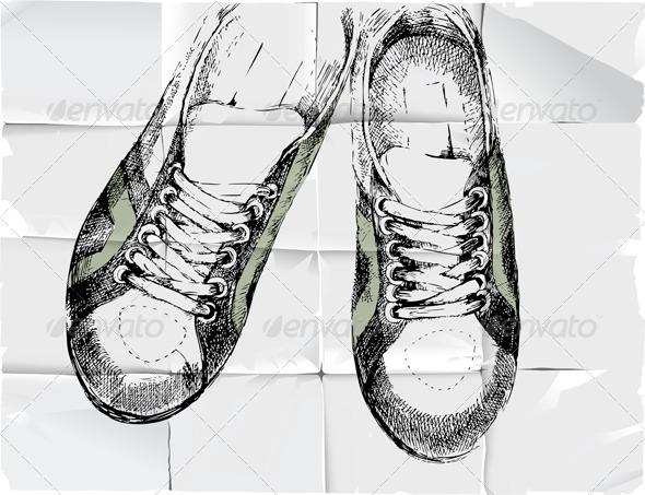 Sneakers - Retro Technology