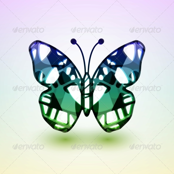 Abstract Butterfly - Animals Characters