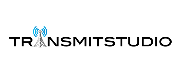 Transmit studio logo 590x242