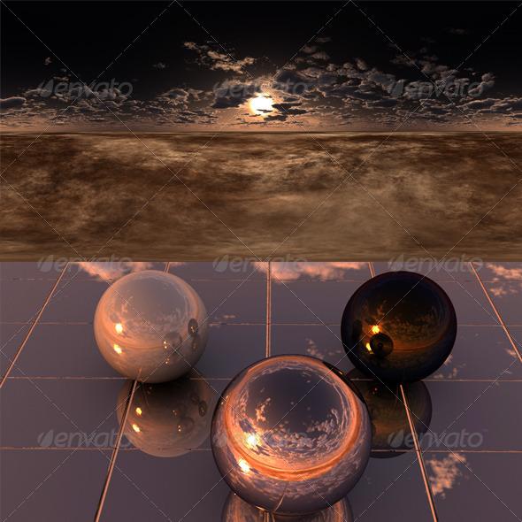 Desert 30 - 3DOcean Item for Sale