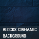 10 blocks cinematic background  - GraphicRiver Item for Sale