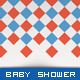 Baby Shower Invitation - Glossy Ribbon - GraphicRiver Item for Sale