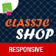 ClassicShop Responsive PrestaShop Theme - ThemeForest Item for Sale