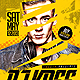 Electro Special Guest Dj  - GraphicRiver Item for Sale