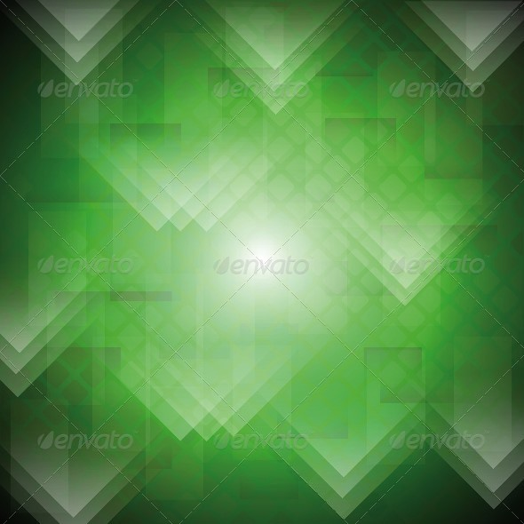 Green Technical Background - Backgrounds Decorative