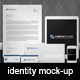 Branding Identity Mock-Up - GraphicRiver Item for Sale