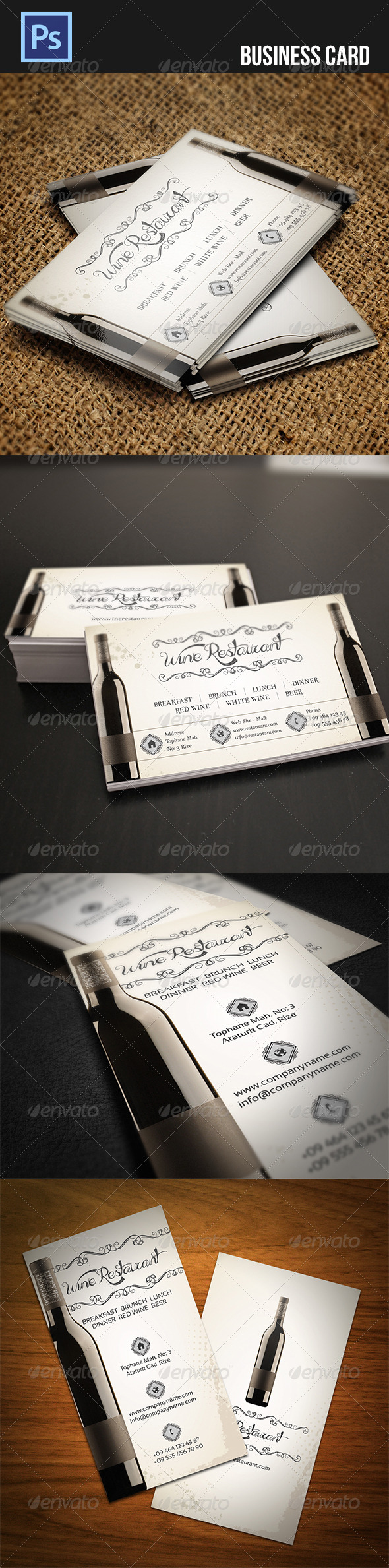 Business Card - Industry Specific Business Cards