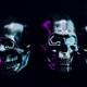 4K Dark Sci-Fi Skull Background - VideoHive Item for Sale
