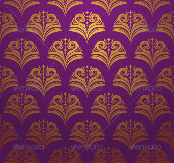 Scale Ornamental Pattern - Patterns Decorative