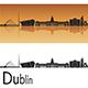 Dublin Skyline - GraphicRiver Item for Sale