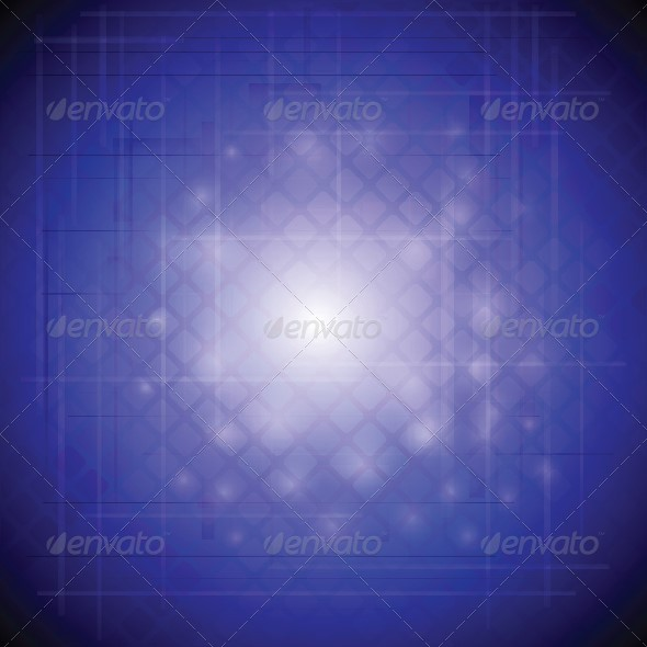 Blue Background - Backgrounds Decorative