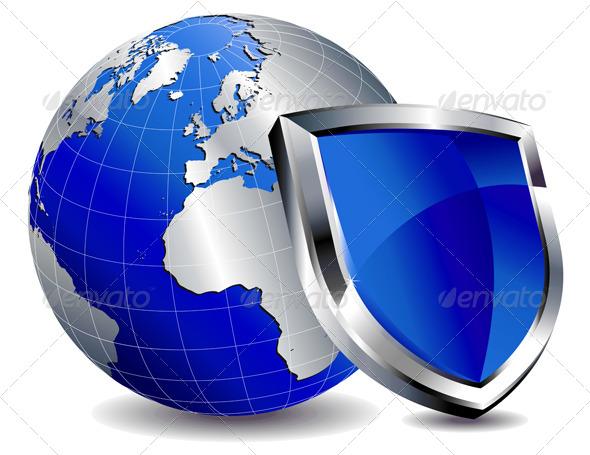 Shield Protection - Technology Conceptual