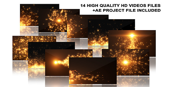 Hot Sparks Pack - 4727581