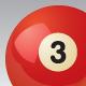 Realistic Vector Billiard Balls - GraphicRiver Item for Sale