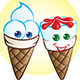 Ice Cream Mascots - GraphicRiver Item for Sale