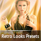 Retro Looks Lightroom Presets - GraphicRiver Item for Sale