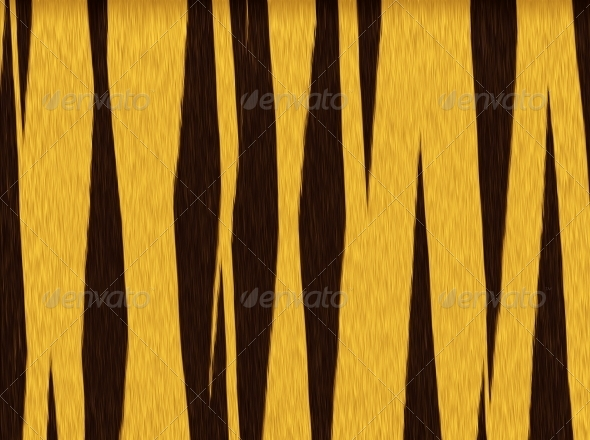 Tiger background - Abstract Textures