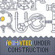 Under Construction Machine Animated HTML5 Template Nulled