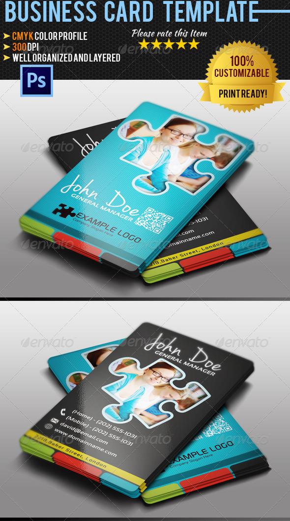 Multipurpose Business Card Vol.1 - Creative Business Cards