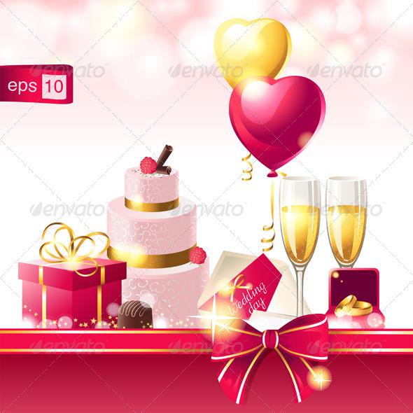 Wedding Background - Weddings Seasons/Holidays