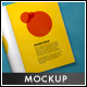 Brochure Mock-up Vol.1 - GraphicRiver Item for Sale