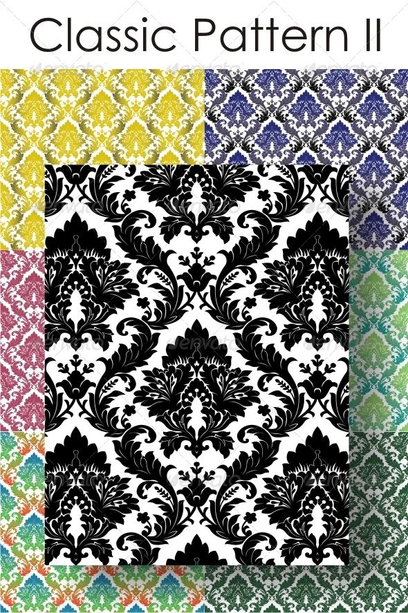 Classic Pattern 2 - Patterns Decorative