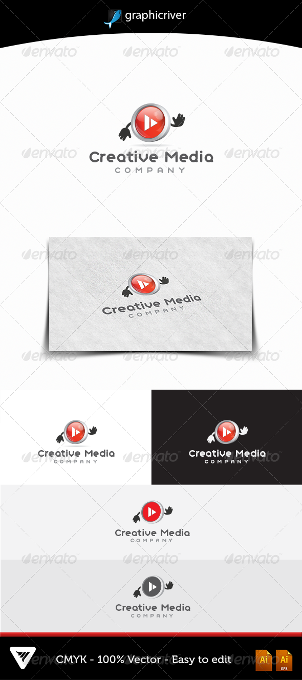Creative Media - Logo Templates