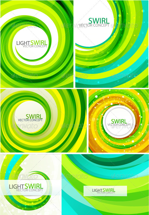 Swirl backgrounds - Backgrounds Business