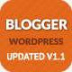 Blogger - Responsive Blog & Folio WordPress Theme