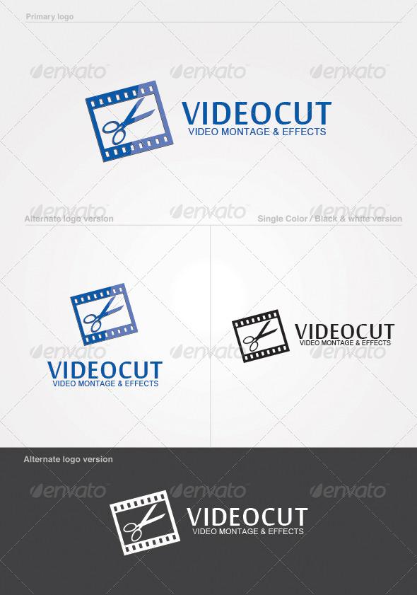 Videocut Logo Template - Symbols Logo Templates