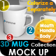 3D Photorealistic Mug Mock-ups Collection - GraphicRiver Item for Sale