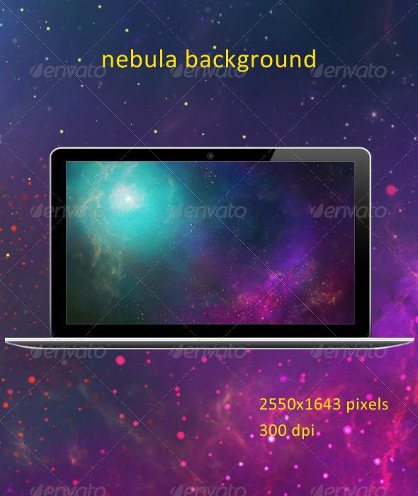 Nebula Background - Miscellaneous Backgrounds