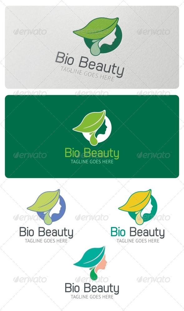 Bio Beauty Logo Template - Nature Logo Templates