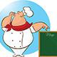 Happy Chef Menu - GraphicRiver Item for Sale