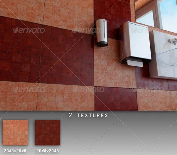 Professional Ceramic Tile Collection C038 - 3DOcean Item for Sale