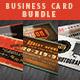 Grunge Business Cards Bundle - GraphicRiver Item for Sale