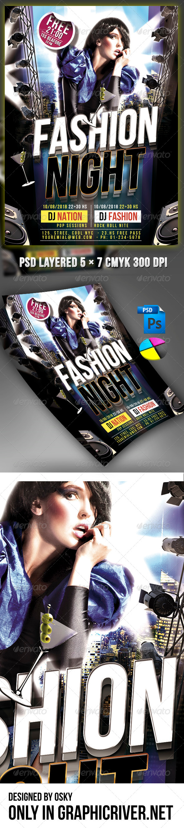 Fashion Nights - Clubs & Parties Events