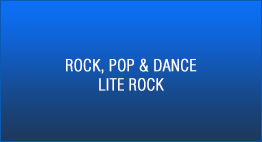 Rock, Pop & Dance - Lite Rock