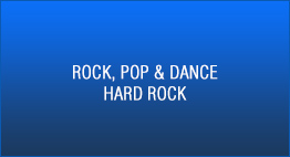 Rock, Pop & Dance - Hard Rock