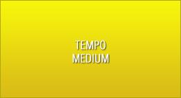 Tempo - Medium