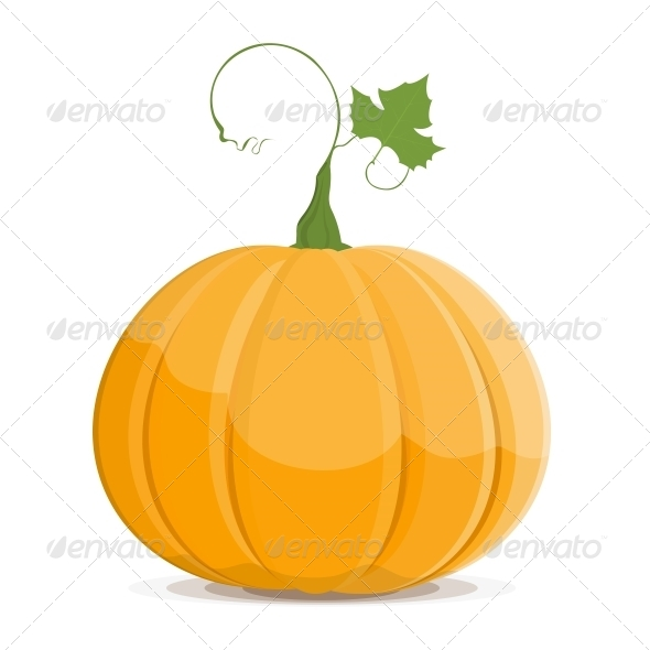 Pumpkin - Food Objects